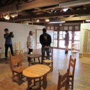 ⑤家具建具展示